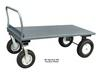 HIGH DECK CARTS WITH PNEUMATIC WHEELS